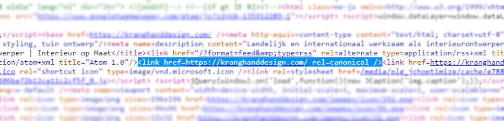 Joomla и мета-тег canonical в плагине SEF